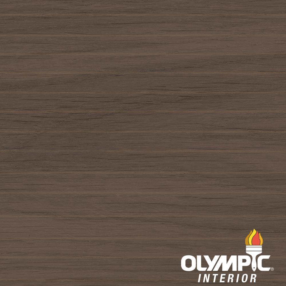1-gal. Black Walnut Semi-Transparent Oil-Based Wood Finish Penetrating Interior Stain