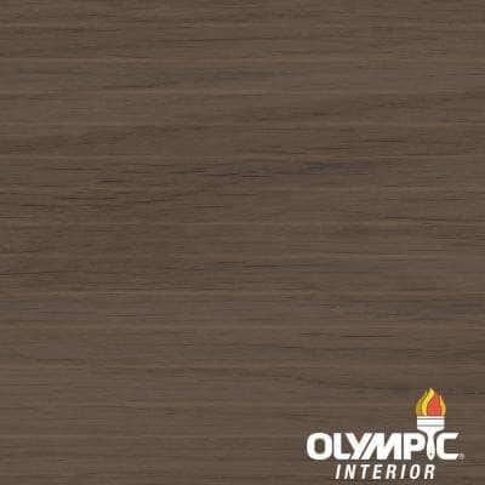 1-qt. Black Walnut Semi-Transparent Oil-Based Wood Finish Penetrating Interior Stain