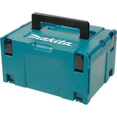 15.5 in. Large Interlocking Tool Box