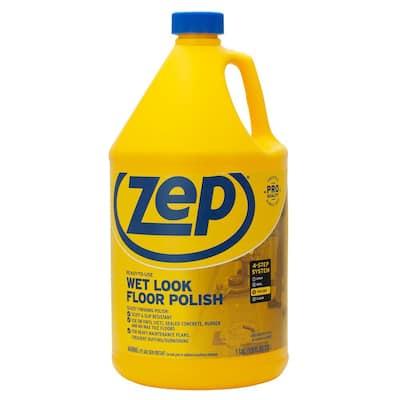128 oz. Wet-Look Floor Polish