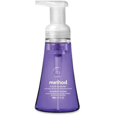 10 oz. French Lavender Foaming Hand Wash