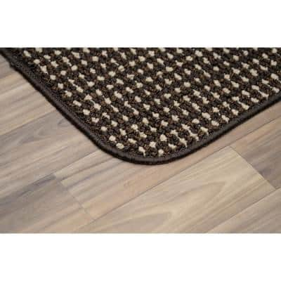 Mocha Area Rugs Rugs The Home Depot