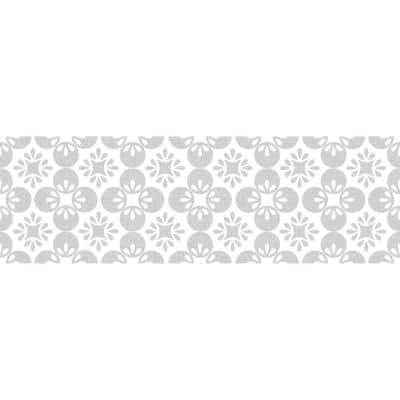 6.5 in. x 144 in. Scandia Stair Stripe Decal