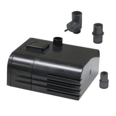 130 GPH Pump and UV Pond Filter