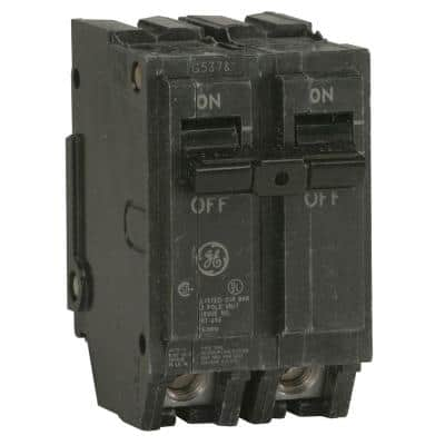 Q-Line 50 Amp 2 in. Double-Pole Circuit Breaker