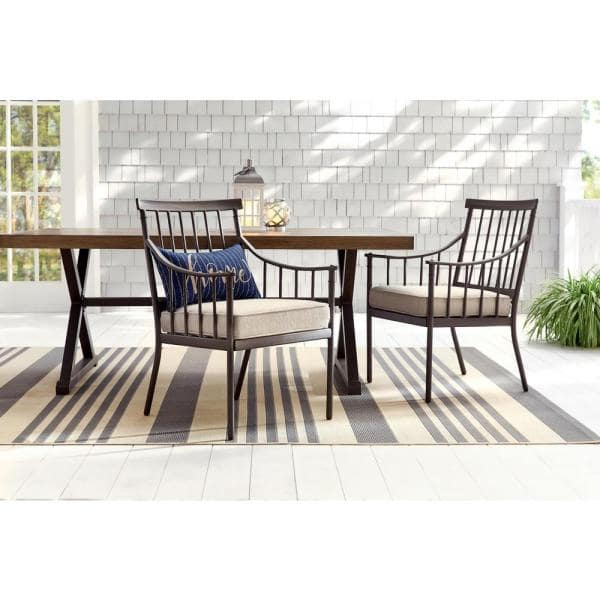 Stylewell Mix And Match Farmhouse Steel, Farmhouse Patio Furniture