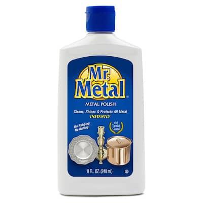 8 oz. Brass and Copper Liquid Polish