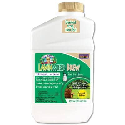 32 oz. Lawnweed Brew Concentrate
