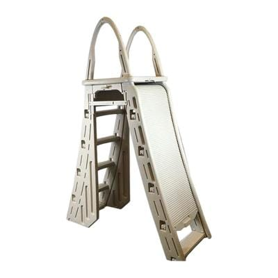 A-Frame Swimming Pool Ladder for 48 in. to 56 in. Above-Ground Pools