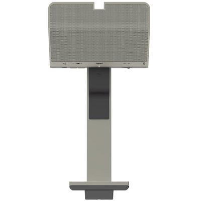 adorne Under Cabinet Digital Music Kit - Docking Station with Integral Speaker + Wireless Remote Speaker