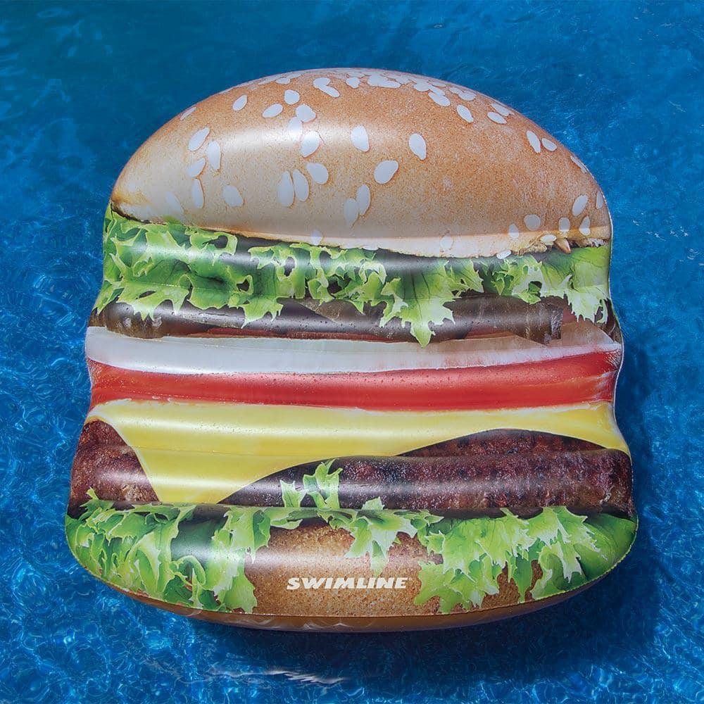 INTEX Hamburger inflatable  Pool Lounge//Float