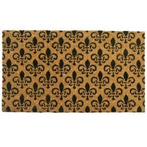 Rubber Cal Gone Shopping 18 In X 30 In Novelty Door Mat 10 106 014 The Home Depot