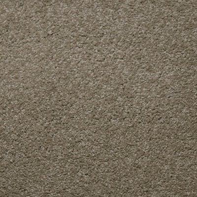 Sweet Dreams II - Color Clay Saxony 12 ft. Carpet