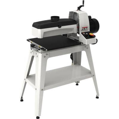 Drum Sander with Stand