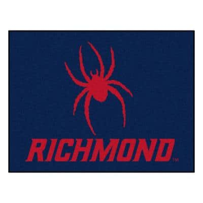 NCAA University of Richmond 34 in. x 43 in. All Star Mat Area Rug