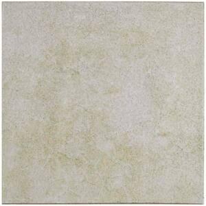 Klinker Retro Blanco Encaustic 12-3/4 in. x 12-3/4 in. Ceramic Floor and Wall Quarry Tile (1.13 sq. ft./Each)