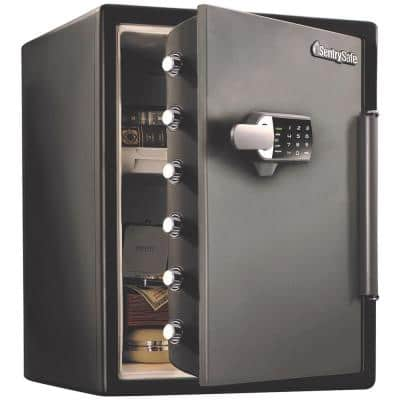 SFW205TWC 2.0 cu. ft. Fireproof Safe and Waterproof Safe with Touchscreen Keypad