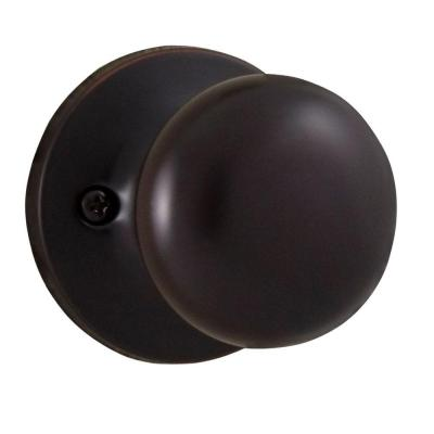 Premiere Essentials Oil-Rubbed Bronze Half-Dummy Salem Door Knob