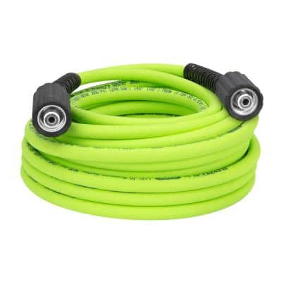 1/4 in. x 50 ft. 3600 PSI Pressure Washer Hose with M22 Fittings