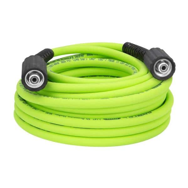"""Pressure Washer Parts Hose 1//4/"""" x 50/' 3600psi With Quick Connects 50 Foot"""