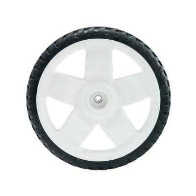 Replacement 11 in. Rear High Wheel for 22 in. Recycler with Personal Pace SmartStow Lawn Mowers (2018-Current)