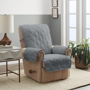 Hampton Stone 1-Piece Diamond Secure Fit Recliner Furniture Cover