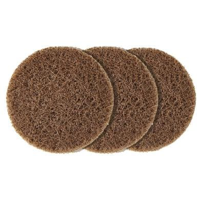 Versa Power Cleaner Heavy-Duty Replacement Pad (3-Pack)