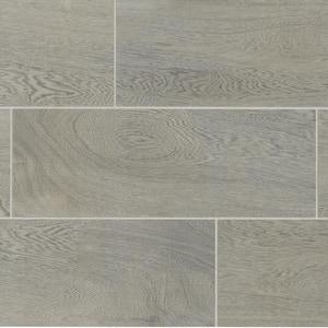 Glenwood Fog 7 in. x 20 in. Ceramic Floor and Wall Tile (10.89 sq. ft. / case)
