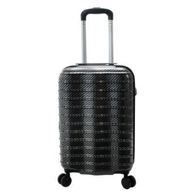 Wave 20 in. Hardside Carry-On Luggage