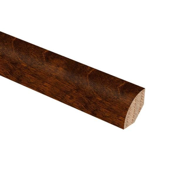 Zamma Antique Birch 3 4 In Thick X 3 4 In Wide X 94 In Length Hardwood Quarter Round Molding 014005012736 The Home Depot
