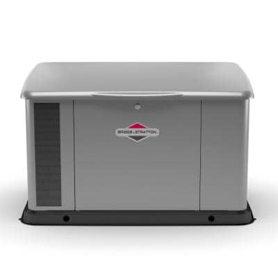 20,000-Watt Automatic Air Cooled Standby Generator