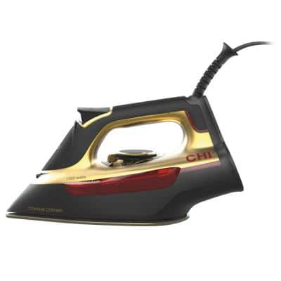 Professional Electronic Iron with 300-Steam Holes