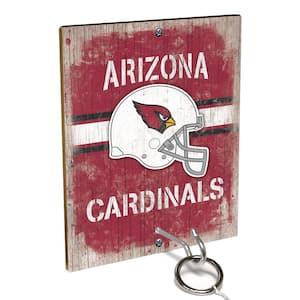 NFL - Arizona Cardinals Hook and Ring Toss Game