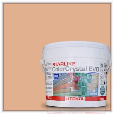 Starlike EVO Epoxy Grout 825 Beige Havana 2.5 kg - 5.5 lbs.