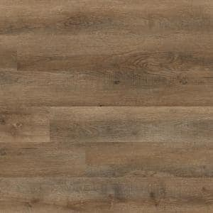 Woodlett Heirloom Oak 6 in. x 48 in. Glue Down Luxury Vinyl Plank Flooring (36 sq. ft. / case)