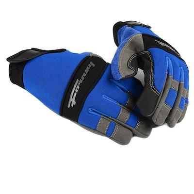 Signature Mechanic Utility Gloves (Men's L)