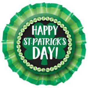 St. Patrick's Day Button (3-Pack)