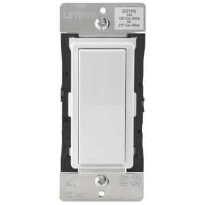 Decora Smart Light Switch with Z-Wave Technology Wallplate Included, White