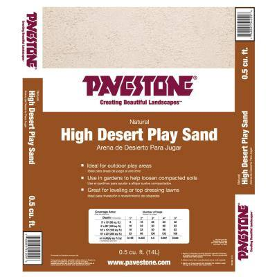 0.5 cu. ft. Desert Sand (64 Bags / 32 cu. ft. / Pallet)