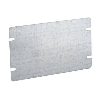 Cover Round Hubbell-Raco 892 Concrete Ring Flat Blank Pack of 25