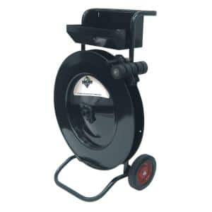 Heavy Duty Strapping Cart for 16 in. Cores