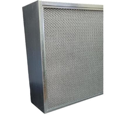 20 in. x 20 in. x 4 in. Permanent Electrostatic Air Filter FPR 7