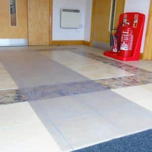 Long & Strong Runner for Carpets up to 3/8'' - 48'' x 18ft
