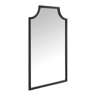 Aimee 24 in. W x 38 in. H Framed Novelty/Specialty Bathroom Vanity Mirror in Oil Rubbed Bronze