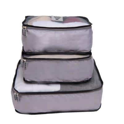 6-Piece Ultimate Traveling Set in Grey
