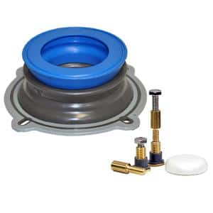 All-In-One Toilet Installation Kit