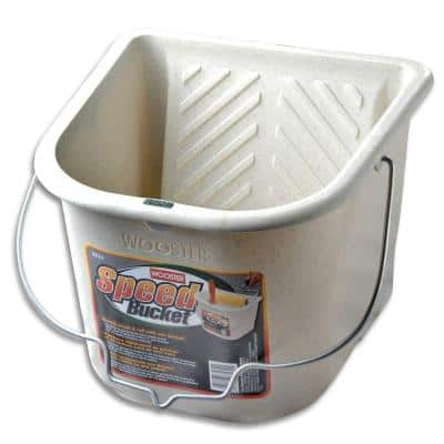 1/2 gal. Polypropylene Speed Bucket