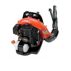 216 MPH 517 CFM 58.2cc Gas 2-Stroke Cycle Backpack Leaf Blower with Tube Throttle