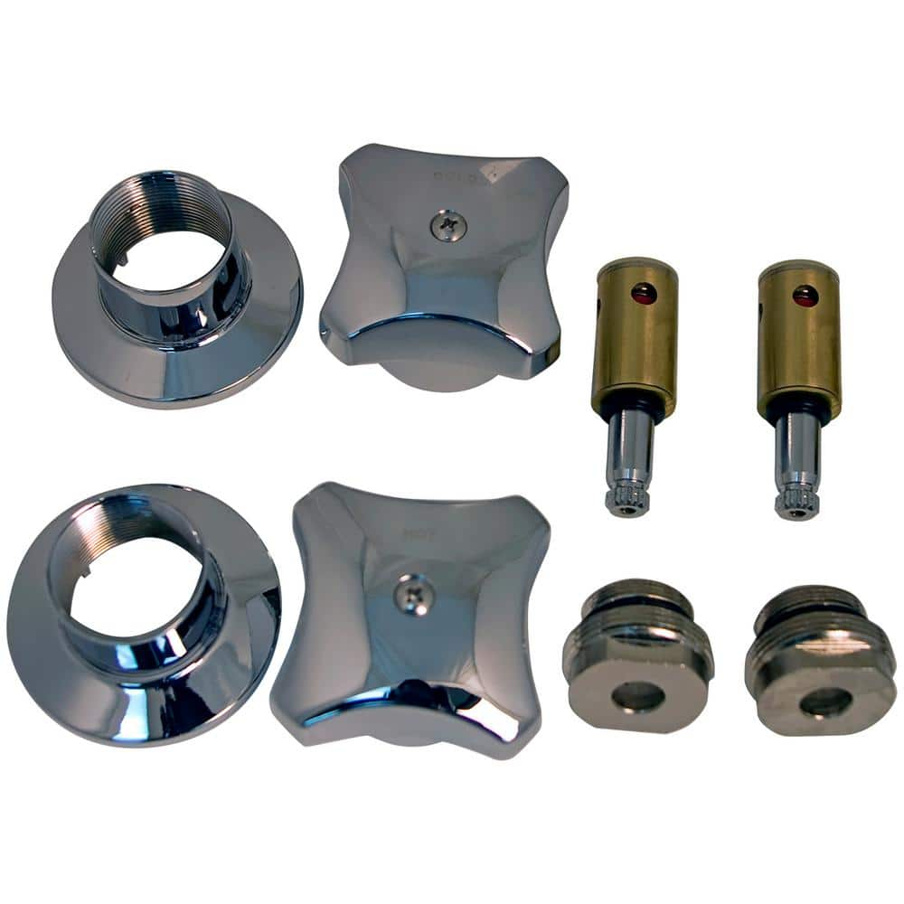 lincoln products tub and shower rebuild kit for kohler valvet 2 handle faucets 111870 the home depot