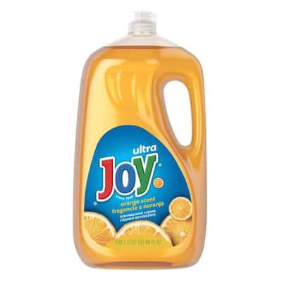 Ultra 90 oz. Orange Scent Dish Soap
